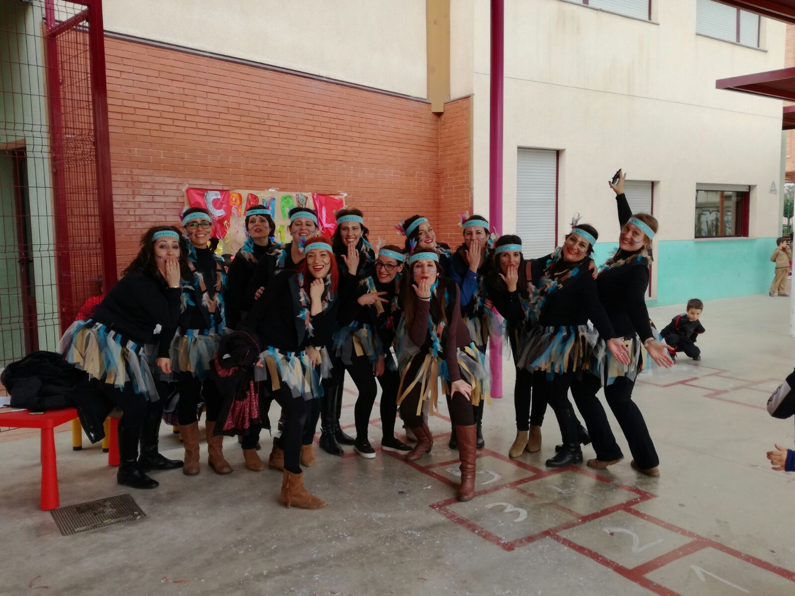 Viernes de Carnaval en el Colegio – Infantil