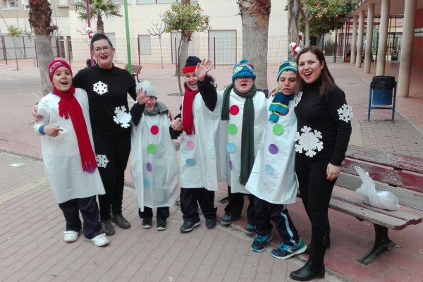 Viernes de Carnaval en el Colegio – AAE