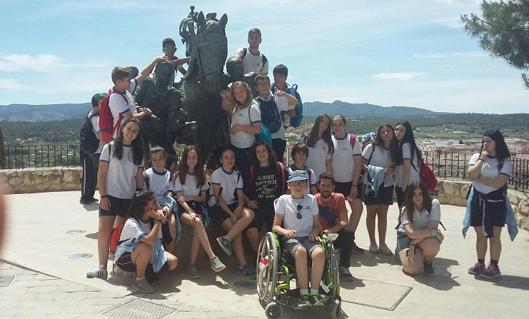 Excursión 1º ESO Caravaca/Calasparra