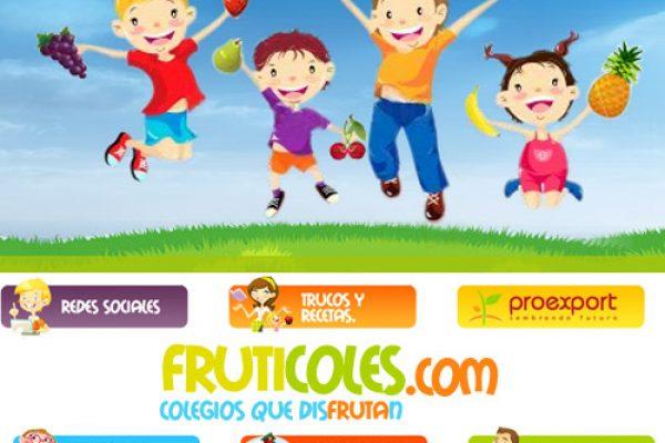 COMENZAMOS CON EL PROGRAMA FRUTICOLES