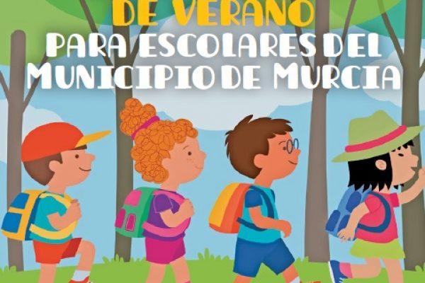 CAMPAMENTOS DE VERANO AYUNTAMIENTO DE MURCIA