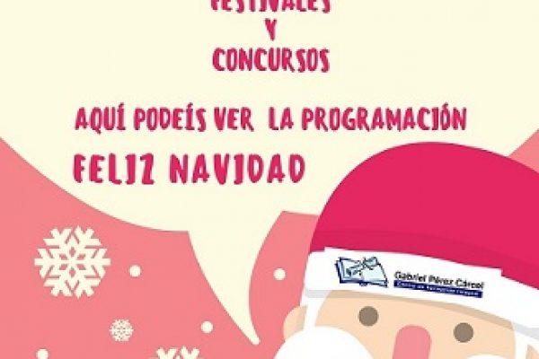 PROGRAMA DE ACTOS NAVIDEÑOS CURSO 18-19