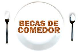 AYUDAS DE COMEDOR ESCOLAR