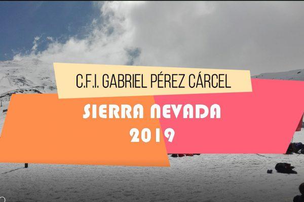 VIAJE A SIERRA NEVADA DE NUESTROS ALUMNOS DE ESO