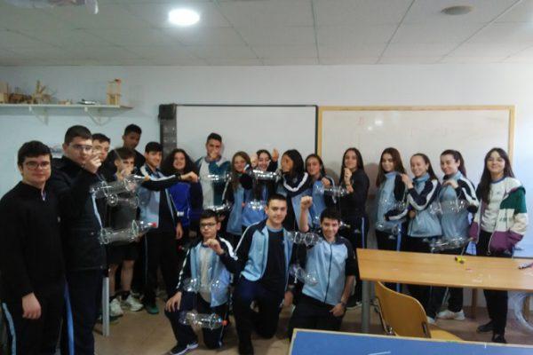 DIARIO DE NUESTRA SEMANA DE LA CIENCIA EN EDUCACIÓN SECUNDARIA