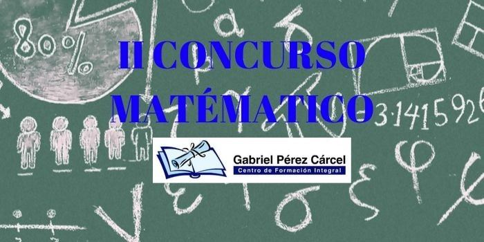 II CONCURSO MATEMÁTICO