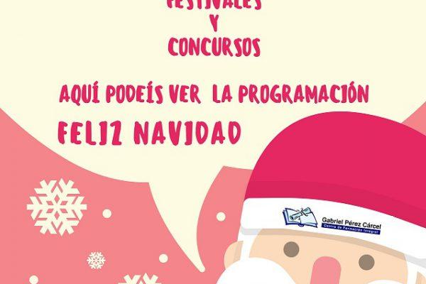 PROGRAMA DE ACTOS NAVIDEÑOS CURSO 19-20