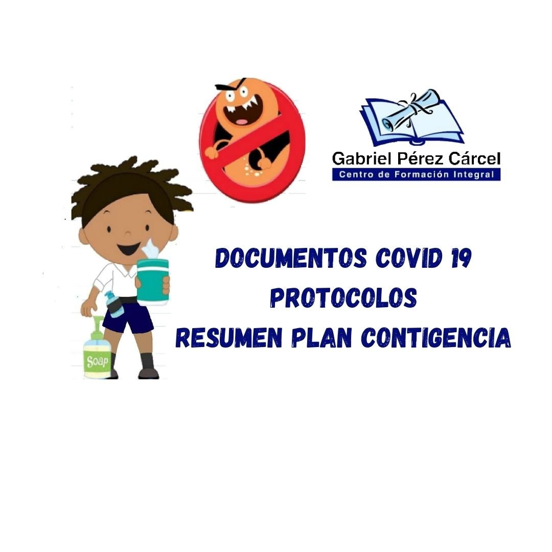DOCUMENTOS Y PROTOCOLOS COVID