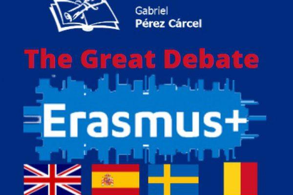 ERASMUS +: THE GREAT DEBATE